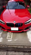 だんじりファイターさんの愛車:BMW 1シリーズ ハッチバック