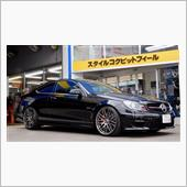 cockpitさんのAMG C63 Perfomance Package
