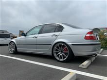usitoko@E46 AV22さんの愛車:BMWアルピナ B3 S