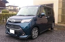 hiro-kingさんの愛車:トヨタ タンクカスタム