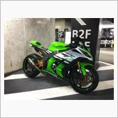 ZちゃんぐさんのZX-10R
