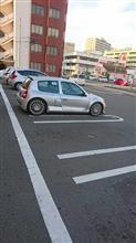 ※やまけん※さんのクリオ V6 ルノー スポール  (ルーテシア) 左サイド画像