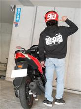 NSR-MINAMIさんのバリオ150 リア画像