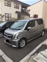 M.RPBさんのWAGON_R_STINGRAY_HYBRID