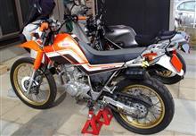 rider61さんのセロー225WE 左サイド画像
