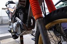 rider61さんのセロー225WE インテリア画像