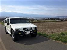 chronomasterさんの愛車:トヨタ メガクルーザー