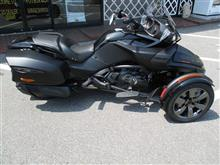 WaSさんのcan-am Spyder F3 Limited 左サイド画像