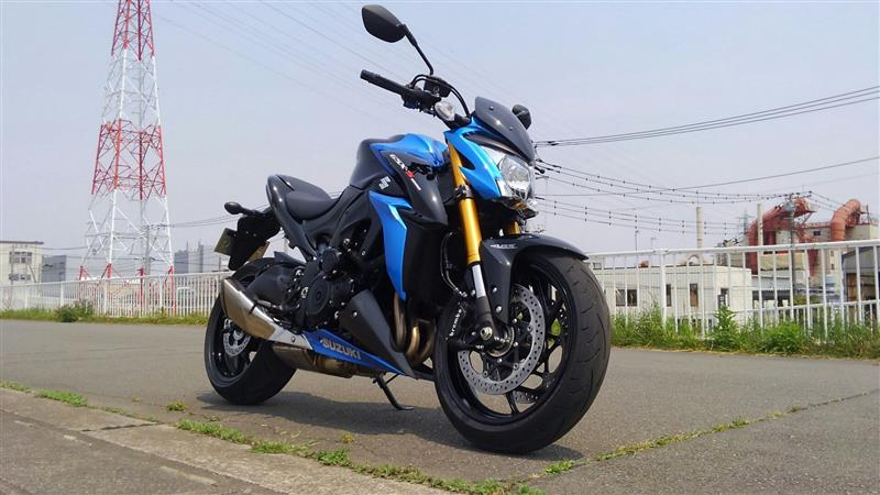カルロス.さんのGSX-S1000 ABS