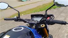 カルロス.さんのGSX-S1000 ABS インテリア画像
