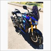 Packers FANさんのGSX-S750 ABS