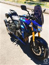 Packers FANさんのGSX-S750 ABS メイン画像