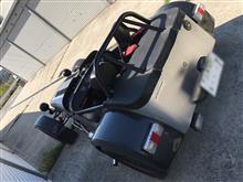 マイナスドライバーさんのKレーシング リア画像