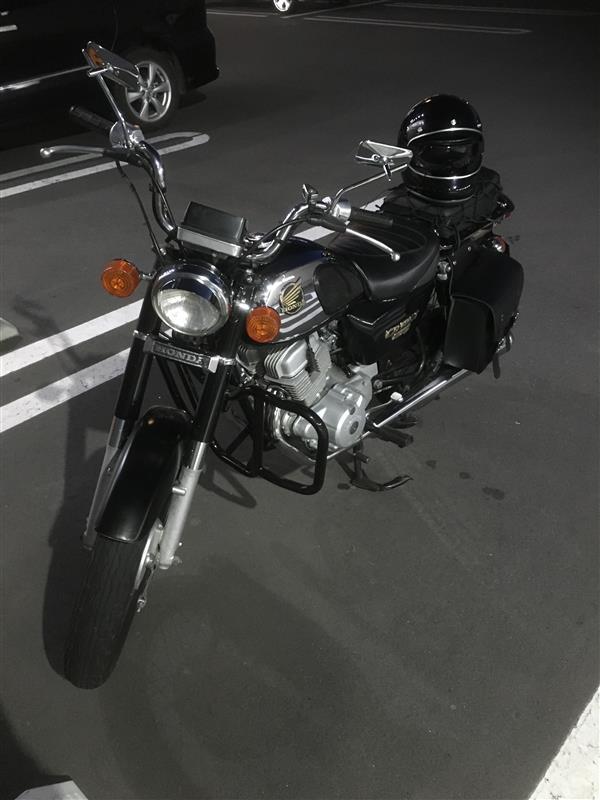 カズキ125tさんのベンリーCD125T