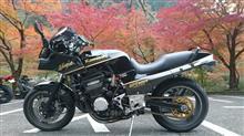 †ヒロ†さんのGPZ900R 左サイド画像
