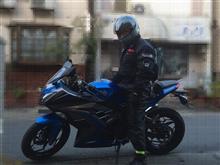 平安京86さんのNinja250_ABS_Special_Edition インテリア画像