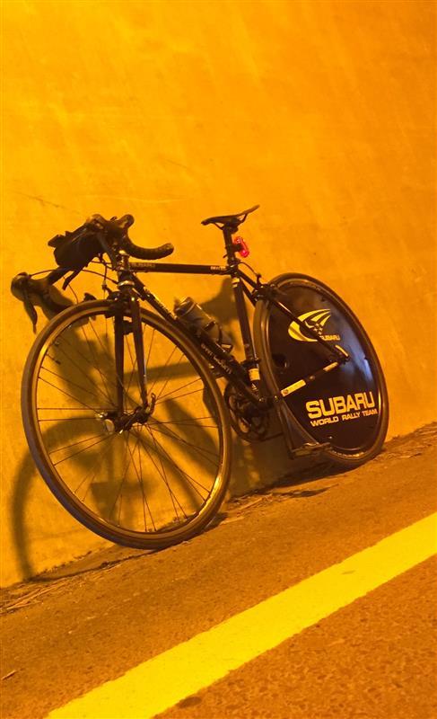 丸山 昴さんのクロスバイク