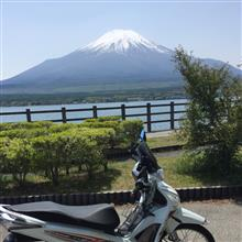 nabe23deathさんのWave125-i Helm in メイン画像