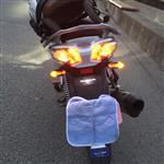 ホンダ Wave125-i Helm in