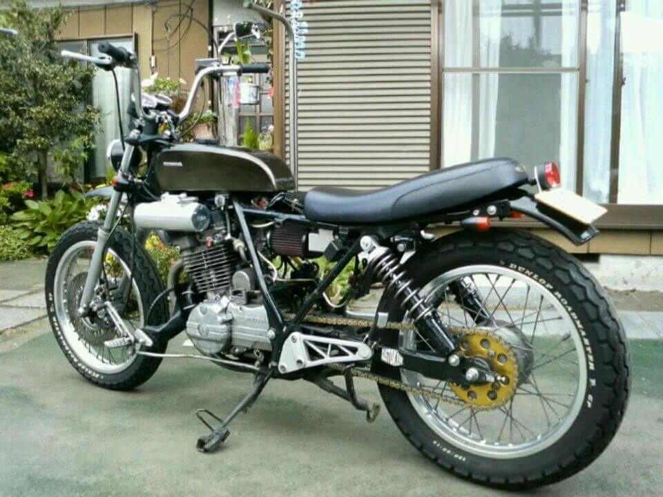 ホンダ GB250 CLUBMAN (クラブマン)