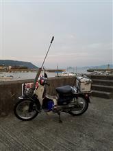 ヤマナルヒロさんのスーパーカブ90DX メイン画像
