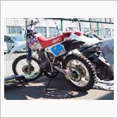 和風豪貴さんのXR200R
