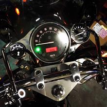 和風豪貴さんのVT400S インテリア画像