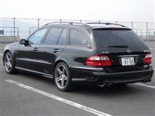 yasu32rさんのAMG E55 リア画像