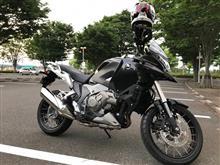 RU-samaさんのVFR1200X-DCT クロスツアラー 左サイド画像