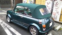 mini660さんのミニ カブリオレ リア画像