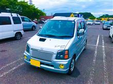 小倉純さんの愛車:スズキ ワゴンR