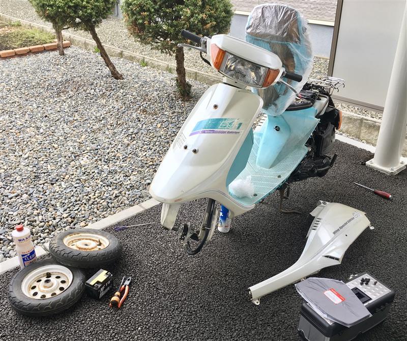 真っ渋さんのDJ-1