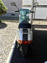 真っ渋さんのDJ-1 リア画像
