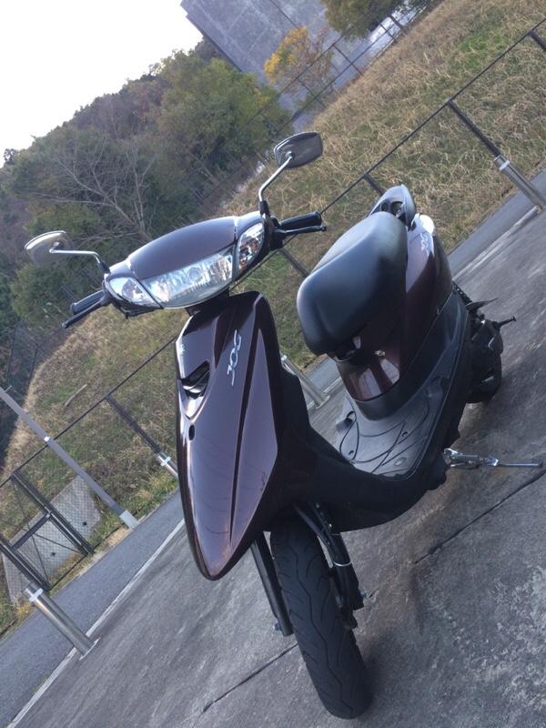 ヤマハ JOG CE50