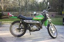 デラリンさんのハスラー(バイク) メイン画像