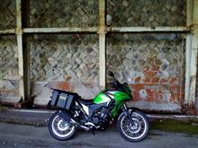山波瀬朗さんのVERSYS-X 250 ABS TOURER メイン画像