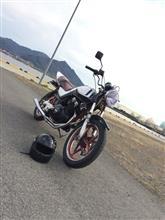 ☆☆☆@BE5さんのGSX250E メイン画像