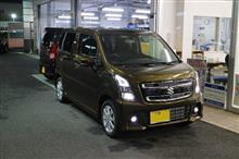 kurohamaさんのWAGON_R_STINGRAY_HYBRID