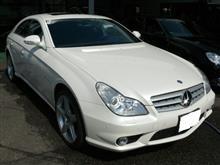 takayukさんの愛車:AMG CLSクラス
