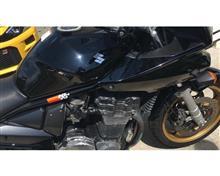 ハートブレイカーズさんのバンディット1200S 油冷ファイナルエディション 左サイド画像