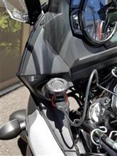 かずっぽBさんのV-Strom 650XT ABS インテリア画像