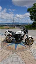 kure-shinさんのCB400SuperFour HyperVTEC(NC39) 左サイド画像
