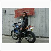 九壱 里美さんのTW200E
