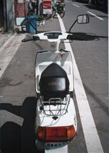 minnjiさんのベルーガ50 リア画像