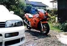 ケイピカさんのRF400RV 左サイド画像