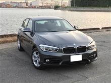 RK..さんの愛車:BMW 1シリーズ ハッチバック