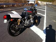 827SさんのGSX750S KATANA (カタナ) リア画像