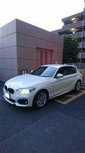 528ツーリングさんの愛車:BMW 1シリーズ ハッチバック