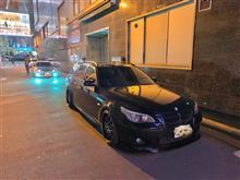 Ryosuke@そこの赤いのさんの愛車:BMW 5シリーズ ツーリング
