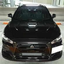 れっどすとろべり~さんの愛車:三菱 ランサーエボリューションX